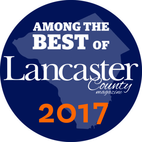 among the best of Lancaster County magazine- 2017