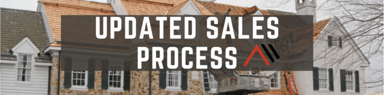 Updated Sales Process with Joyland Roofing