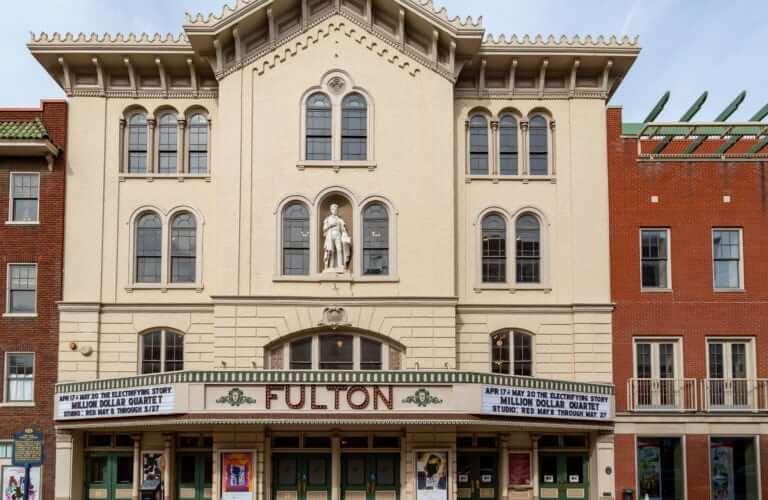 Fulton Opera House building