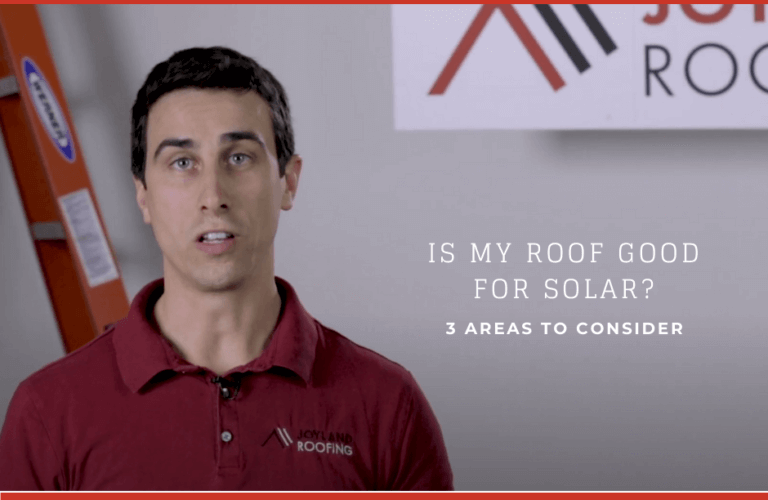 Is my roof good for solar? 3 areas to consider